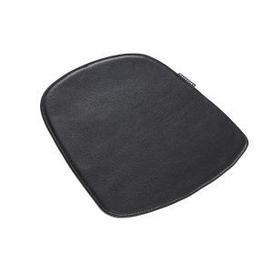 hynde i sort læder til ac3 spisebordsstol fra andersen furniture