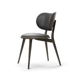 spisebordsstol fra mater i sirkagrå eg og sort