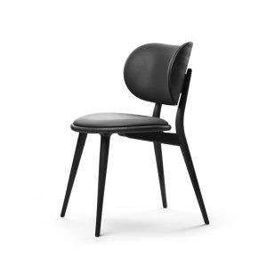 the dining chair spisebordsstol i sortlakeret bøg fra mater