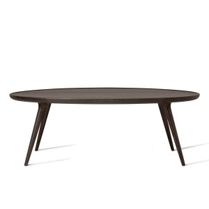accent sofabord fra mater i sirkagrå lakeret