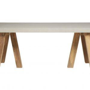 Spisebord South 270 - Grey fra muubs
