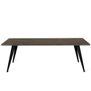 mater dining table spisebord i sirka grå lakeret