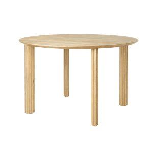 comfort circle rundt spisebord Ø120 i eg fra umage
